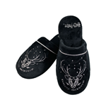 Harry Potter Ladies Slippers Patronus