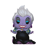 The Little Mermaid POP! Disney Vinyl Figure Ursula w/ Eels 9 cm