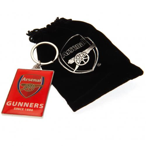 Arsenal F.C. Deluxe Keyring