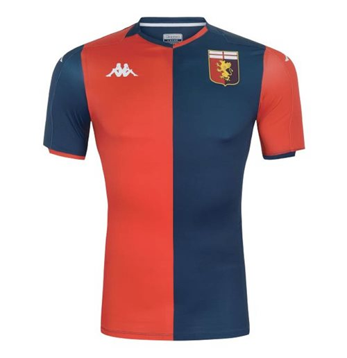 2019-2020 Genoa Kappa Home Shirt