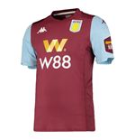 2019-2020 Aston Villa Kappa Home Shirt