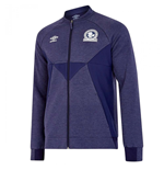 2019-2020 Blackburn Umbro Presentation Jacket (Blue)