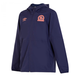 2019-2020 Blackburn Umbro Shower Jacket (Blue)