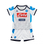 2019-2020 Napoli Kappa Third Football Kit (Kids)