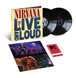 Vynil Nirvana - Live And Loud (2 Lp)