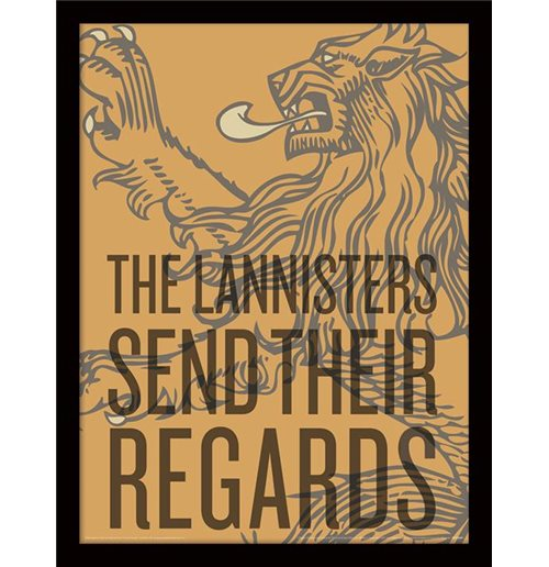Game of Thrones Print 358861