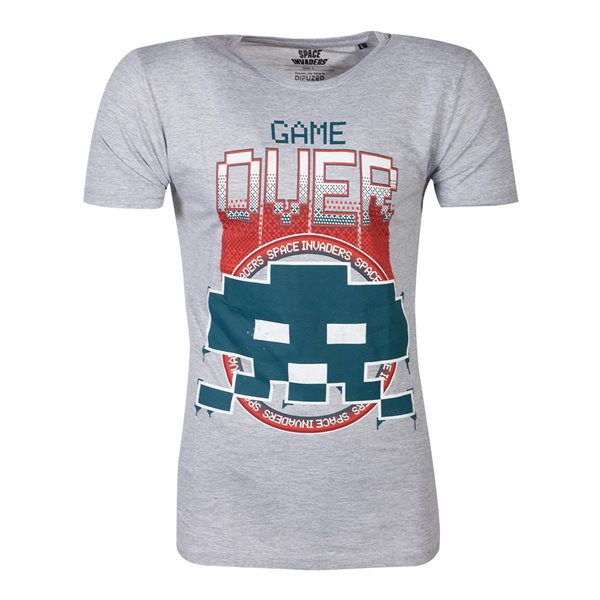 Space Invaders - Game Over Men's T-shirt