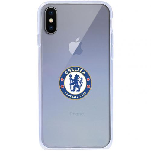 Chelsea F.C. iPhone X TPU Case