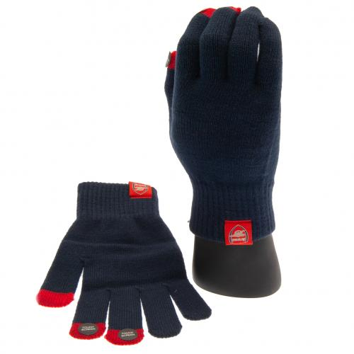 Arsenal F.C. Knitted Gloves Adults