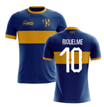 2019-2020 Boca Juniors Home Concept Football Shirt (RIQUELME 10)