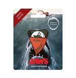 Jaws Pin Badge Limited Edition