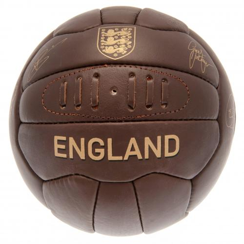 England F.A. Retro Heritage Football