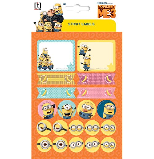 Despicable me - Minions Sticker 359111