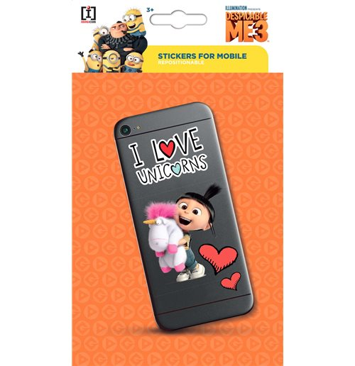 Despicable me - Minions Sticker 359117