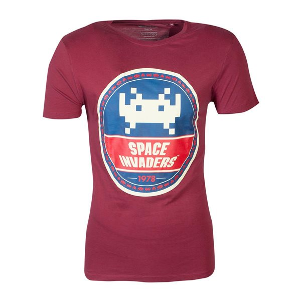 Space Invaders - Round Invader Men's T-shirt