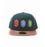 The Legend of Zelda Snap Back Cap Rupee