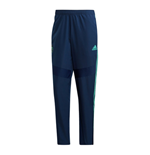 2019-2020 Real Madrid Adidas EU Woven Pants (Navy)