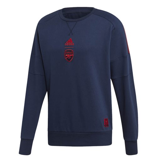 2019-2020 Arsenal Adidas Seasonal Special Sweatshirt (Navy)