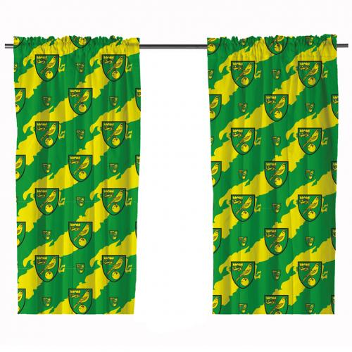 Norwich City F.C. Curtains