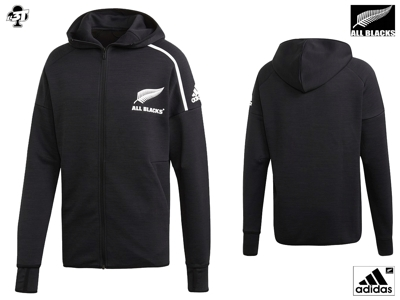All Blacks Hoody Anthem