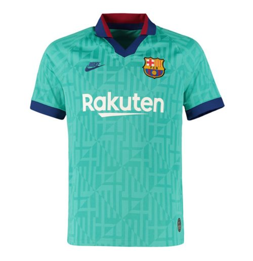 2019-2020 Barcelona Third Nike Football Shirt