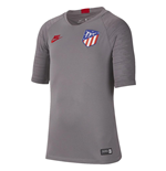 2019-2020 Atletico Madrid Nike Training Shirt (Gunsmoke) - Kids