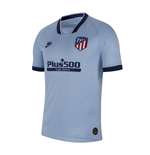 2019-2020 Atletico Madrid Third Nike Football Shirt