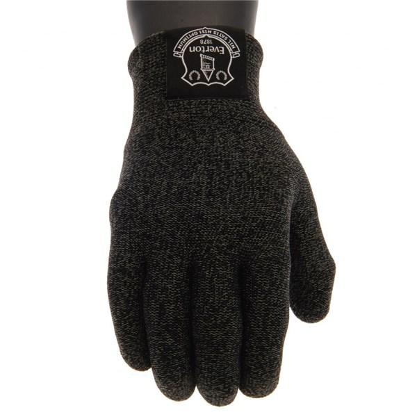 Everton F.C. Luxury Touchscreen Gloves Adult