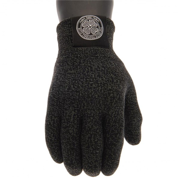 Celtic F.C. Luxery Touchscreen Gloves Adult