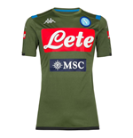 2019-2020 Napoli Training Jersey (Green)