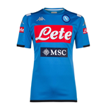 2019-2020 Napoli Training Jersey (Blue)