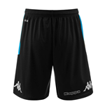 2019-2020 Napoli Kappa Training Shorts (Black)
