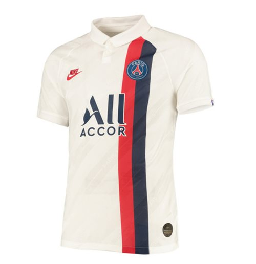2019-2020 PSG Third Nike Football Shirt