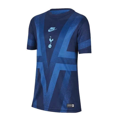 2019-2020 Tottenham Nike Pre-Match Training Shirt (Binary Blue) - Kids