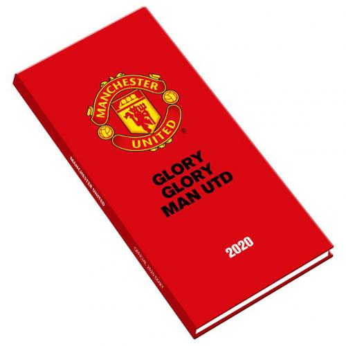 Manchester United F.C. Pocket Diary 2020