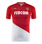 2019-2020 AS Monaco Kappa Home Shirt (Kids)