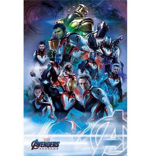 The Avengers Poster 360324