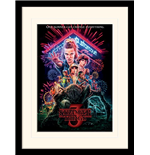 Stranger Things Print 360341