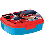 Miraculous: Tales of Ladybug & Cat Noir Lunch Box (16X11X5,5 Cm)