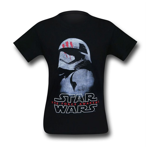 Star Wars Force Awakens Stormtrooper Finn T-Shirt