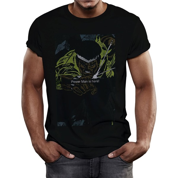 Luke Cage Power Man Men's T-Shirt