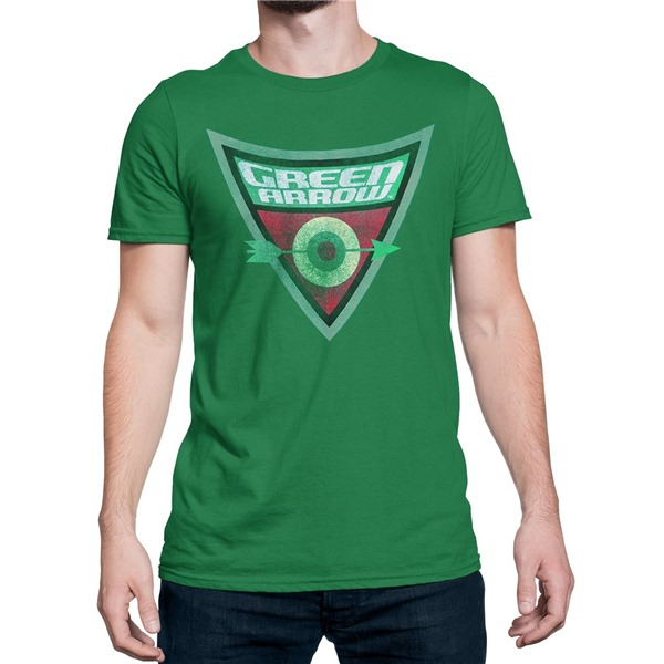 Green Arrow Brave  and  Bold Symbol T-Shirt