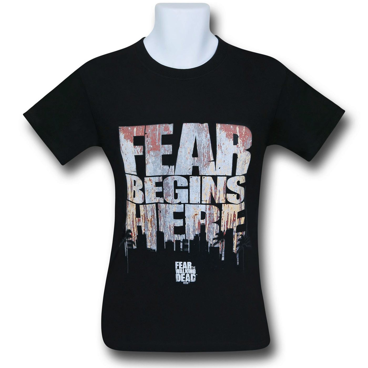 Fear The Walking Dead Fear Begins T-Shirt