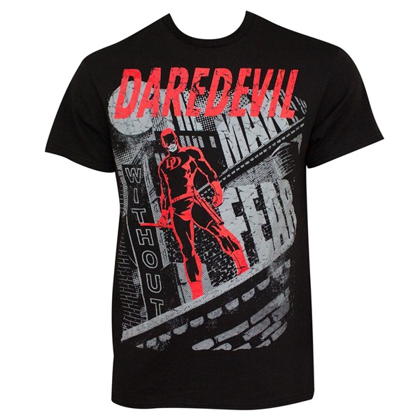 Daredevil Night Watch Men's T-Shirt