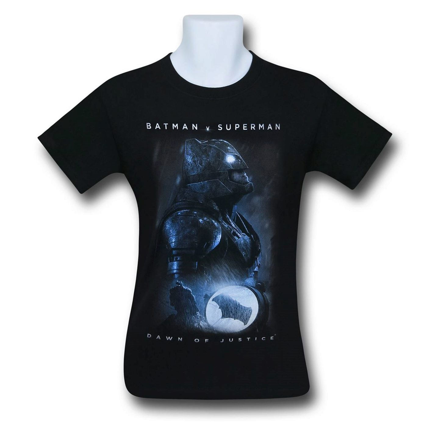 Batman Vs Superman Batsignal T-Shirt
