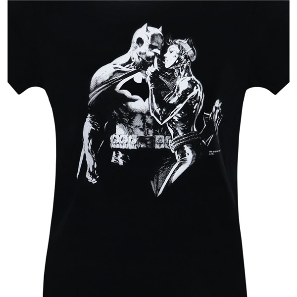 Batman  and  Catwoman Hush Women's T-Shirt