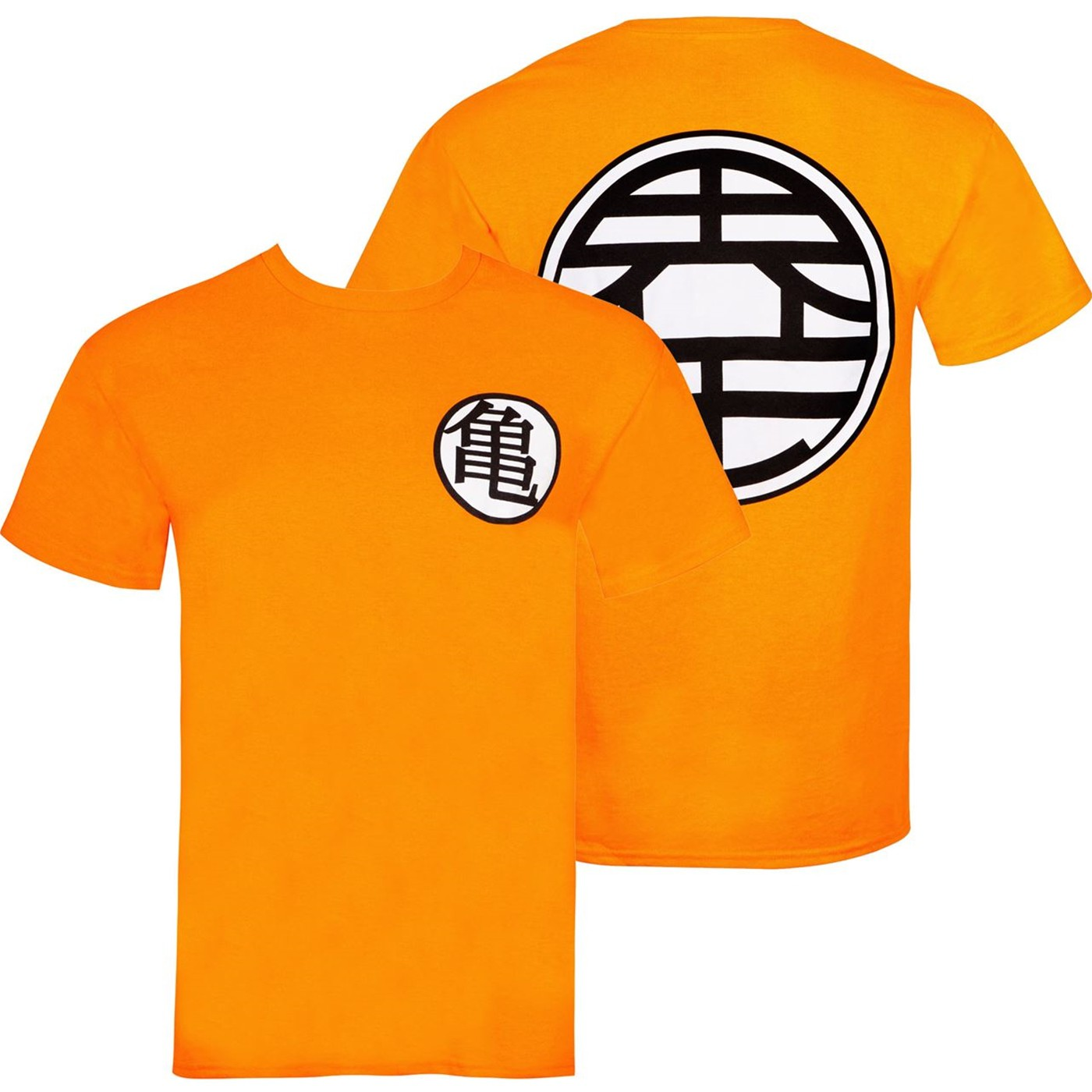 Dragon Ball Z Kame Symbol Men's T-Shirt