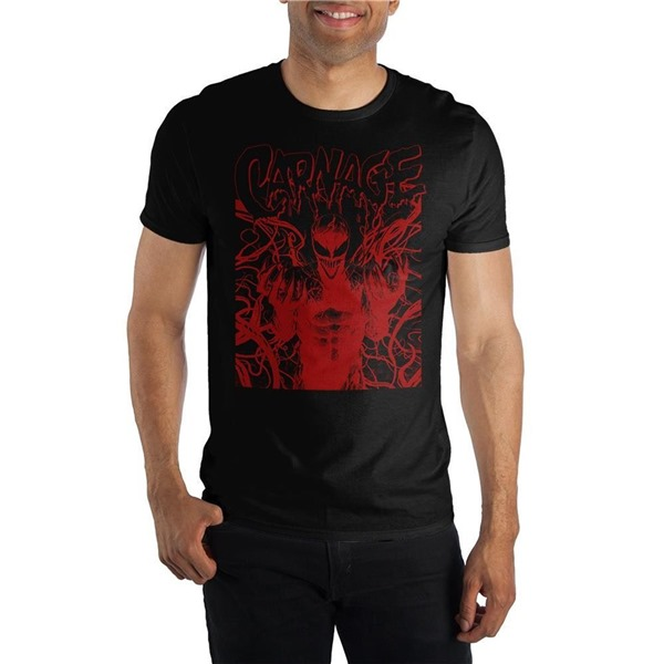 Carnage Tendrils Men's T-Shirt