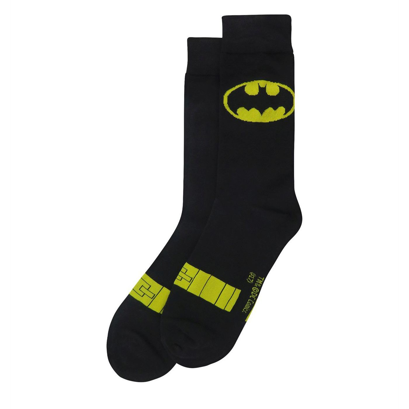 Batman Utility Belt Crew Socks
