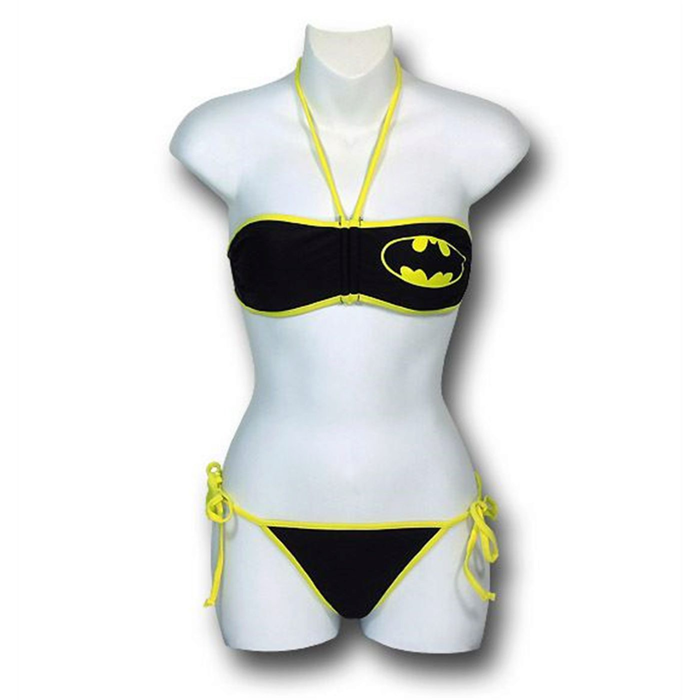 Batman Bandeau Bikini Women's Swimsuit